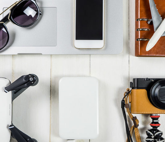 Travel gadgets for business