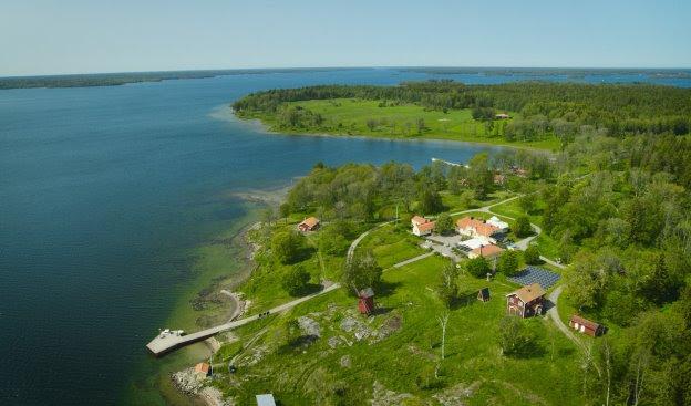 Swedish Island Cuts Emissions