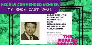 Vietnam Creators Make History as the Bureau Asia Wins in My RODE Cast Competition 2021
